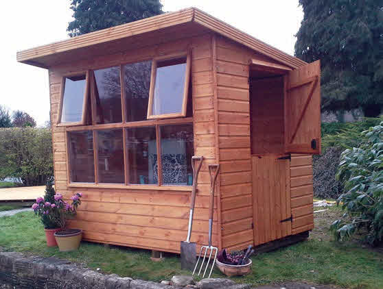 Unique Garden Sheds X Shed Plansimg To Decor