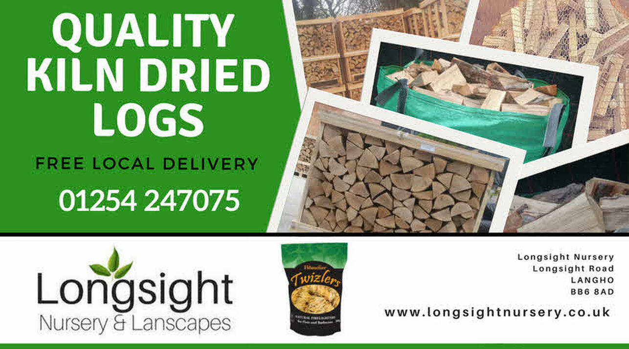 kiln dried logs ribble valley langho